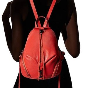 NWT Rebecca Minkoff Medium Julian Backpack